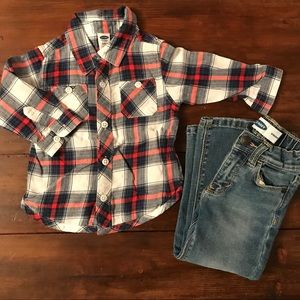 Old Navy | flannel | great condition